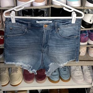Celebrity pink high waisted shorts 5for20
